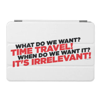 Time Travel iPad Mini Cover