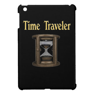 Time traveler iPad mini cover