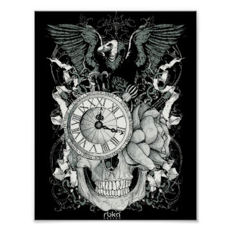 Time Waits For No One Poster