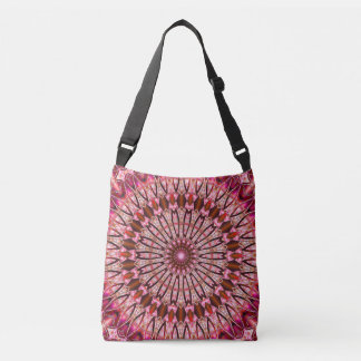 Time Wheel Mandala (save) Crossbody Bag