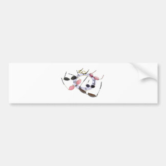 TimeForNewView071009 Bumper Sticker