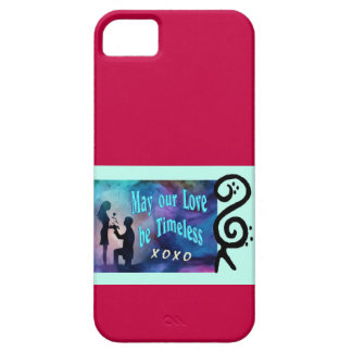 Timeless Luv iPhone 5 Cases