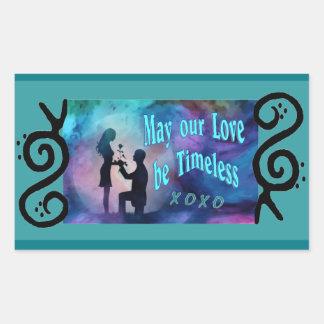 Timeless Luv Sticker