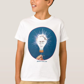 Timeless Thomas Lightbulb T-Shirt
