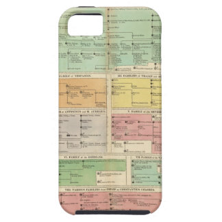 Timeline Roman Empire Events iPhone 5 Covers