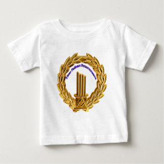 timepatience baby T-Shirt