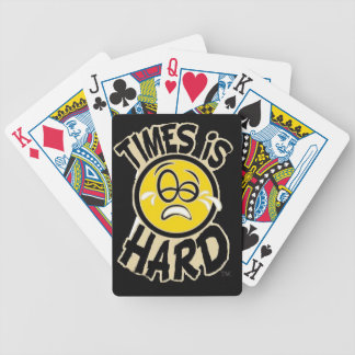 Times is Hard - Deck of Cards