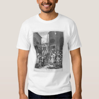 Times of the Day, Noon, 1738 T-shirts