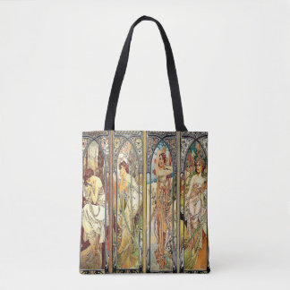 Times of the Day Tote Bag