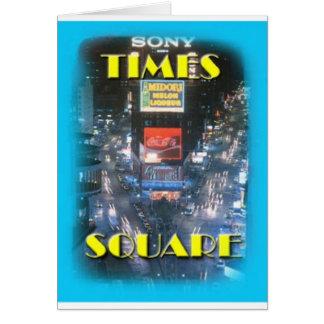 TIMES SQUARE.JPG CARD