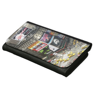 Times Square Leather Wallets