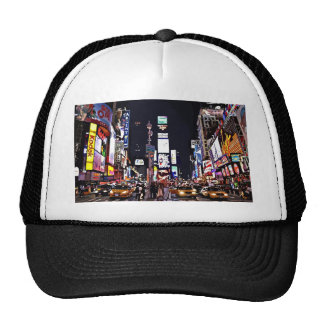 Times Square, New York 2 Trucker Hat