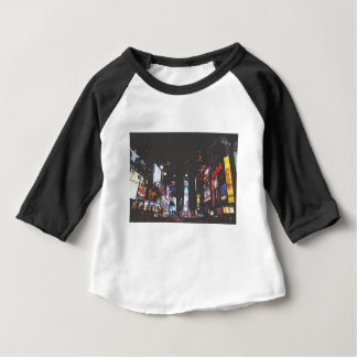 Times Square New York City Baby T-Shirt