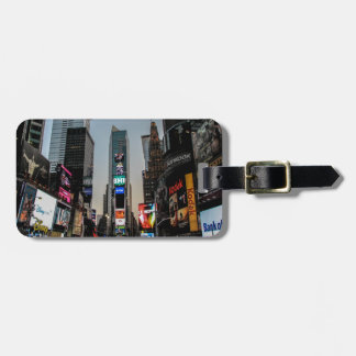 Times Square, New York City Luggage Tag