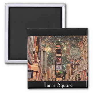 Times Square, New York City Magnet