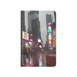 Times Square New York City NYC Neon Signs Photo Journal
