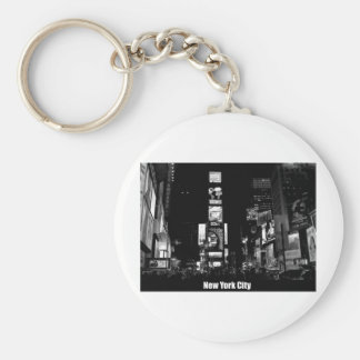 Times Square-New York Keychain