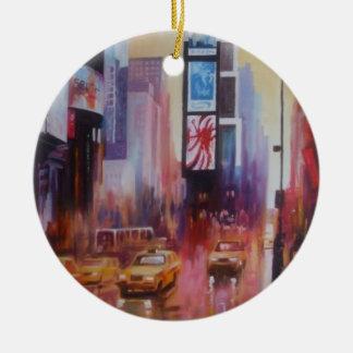 Times Square Ornament