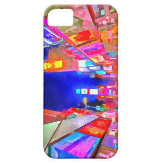 Times Square Pop Art iPhone 5 Cover