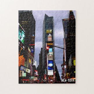 Times Square Puzzle New York City Souvenirs