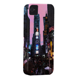 Times squares iPhone 4 covers