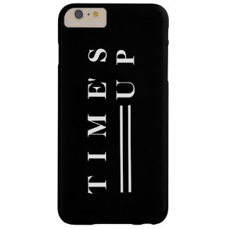 (TIME'S UP case) Barely There iPhone 6 Plus Case