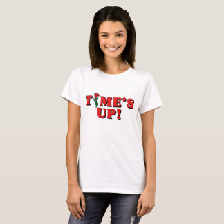 TIME'S UP Flower Colour T-Shirt