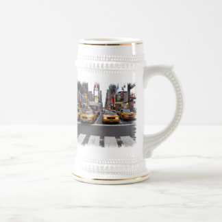 Timesquare New York City Mug