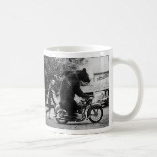 Timmay, Ben, and the Bear Coffee Mug