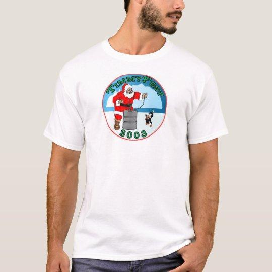TimmyFest Single Logo T-Shirt