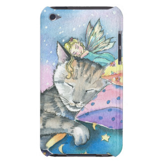 Timmy's Fairy Cat iPod Touch Barely There Case