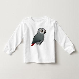 Timneh African Grey Parrot Toddler T-shirt
