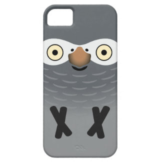 Timneh Grey Parrot (Dot) Case For The iPhone 5