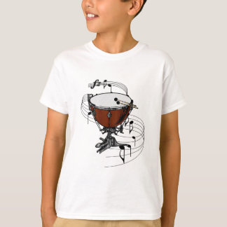 Timpani (Kettle Drum) T-Shirt