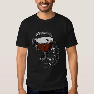 Timpani (Kettle Drum) Tee Shirt