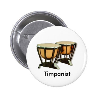 Timpanist button