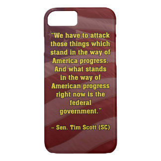 TIMSCOTT ATTACK iPhone 8/7 CASE