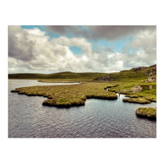 Timsgarry Outer Hebrides Postcard
