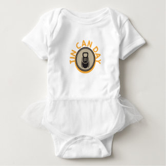 Tin Can Day - Appreciation Day Baby Bodysuit
