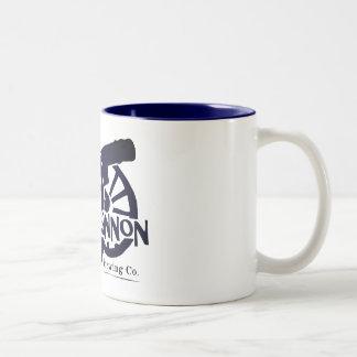 Tin Cannon Coffee Mug