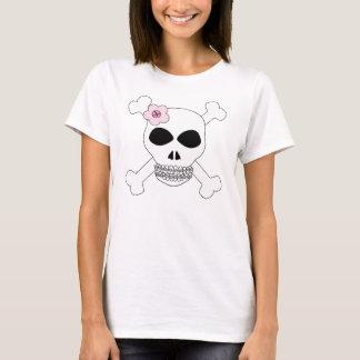 Tin Grin Skull and Crossbones T-Shirt