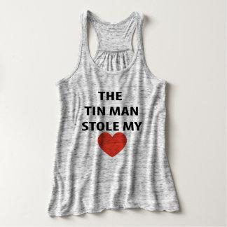 Tin Man Tank Top