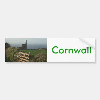 Tin mine Cornwall Bumper Sticker