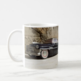 """Tin plate model Cadillac."" Coffee Mug"
