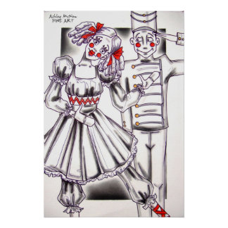 Tin Soldier and Doll Poster