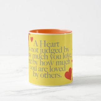 Tin Woodman Love Mug by Ozia