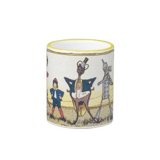 Tin Woodman Ringer Mug