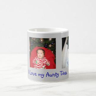 Tina Coffee Mug