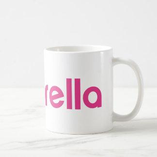 Tinderella, big text coffee mug