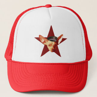 TING Regime Officer's Cap